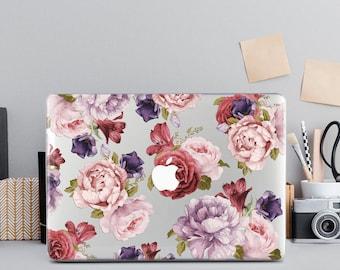 Floral Case Macbook Case 12 inch Macbook Case pro 13 Mac Pro 15 Case Macbook Air Hard Case Case Macbook Pro Retina Macbook Pro Laptop Case