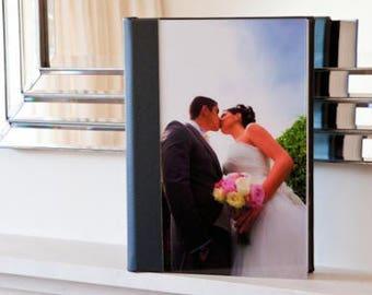"Fine Art Wedding album 16"" x 12"""