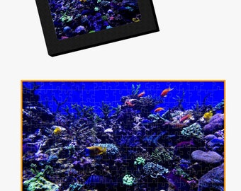 Coral Reef Puzzle