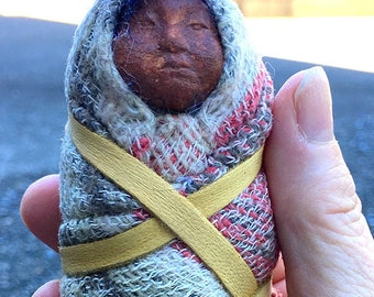 Native American baby dolls