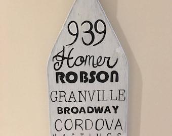 Address Paddle