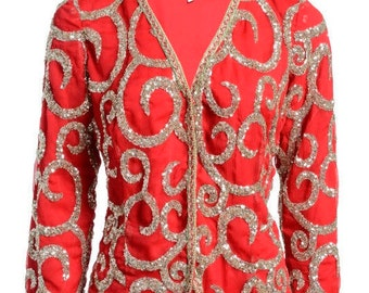 Sequin Jacket/Blazer