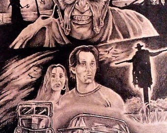 jeepers creepers print