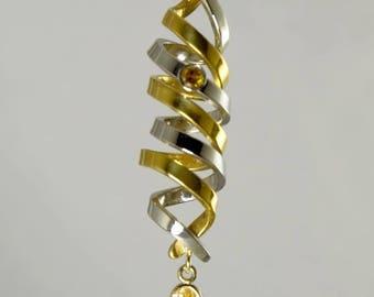 Divine One Eternal Dance Necklace