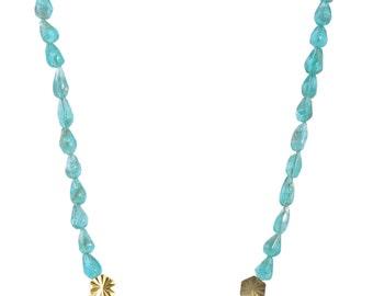Evie Apatite Necklace