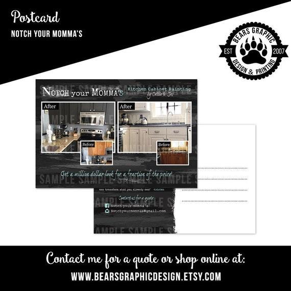 Postcard Design, Custom Graphic Design, Medical Postcard, Daycare Postcard, Boutique Postcard, Real Estate Postcard, Mailer