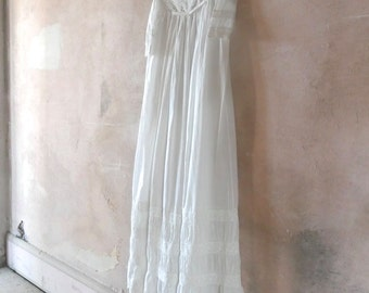 1880s Christening Gown