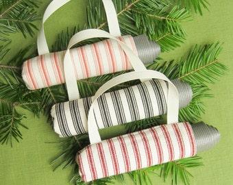 Yoga Gifts for Friends. 3 Yoga Ornament Set. Yoga Studio Decor. Yoga Christmas Tree Decorations. Stocking Stuffers. Yoga Teacher Gifts