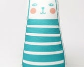 CAT BABY PILLOW toy plush