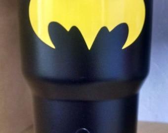 Batman Tumbler Super Hero Tumbler DC Comics Tumbler| Batman Gift | Comic Book Character | Super Hero