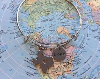 The Dawn Bracelet - Texas Home Bracelet