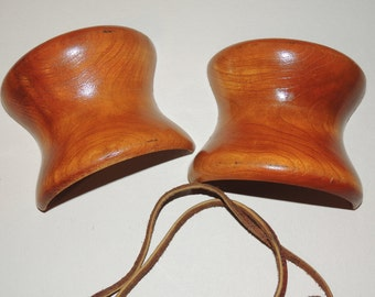 1960s CHEMEX Coffeemaker Wood Cuff Replacements