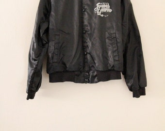 80's French Quarter Bomber Jacket