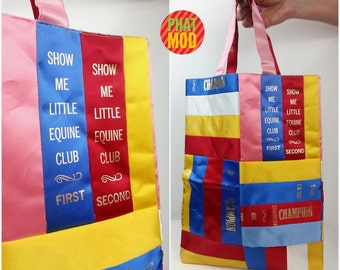 Unique & Interesting Award Ribbon Bag - Be a WINNER!