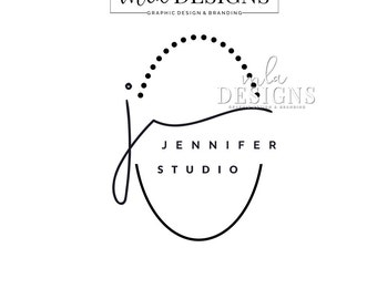 Minimalist Logo, Premade Logos, Custom Logos, Typography Logo, Business Logo, Black and White Logo, Simple Logo, Branding