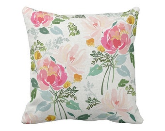 Pillow Cover Spring Berry Floral