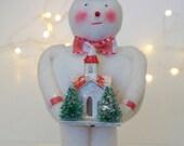 Happy Little Snowman