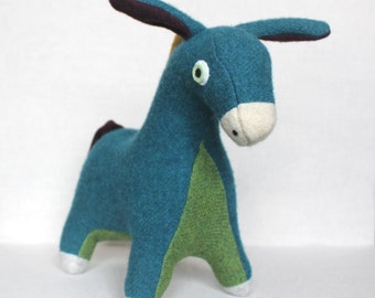 Handmade Donkey Toy