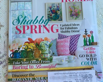 Featured in Romantic Homes Magazine June 2016 issue ...Yaa!