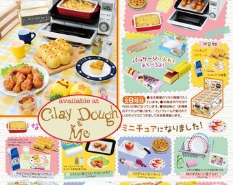 1:6 Scale Miniature Food,Re-ment Petit Sample Today's Meal,Re-ment Today's Meal,Rement Today's Meal,Re-ment Everyday Meal