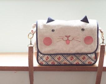 Sling cat bag