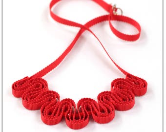 Little Red necklace