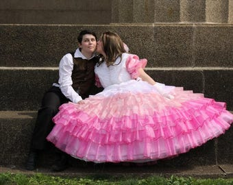 Firefly : Kaylee Frye's Shindig Dress - The Layer Cake!