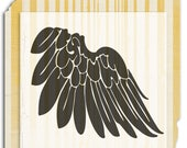 In Flight Wing 1 Stencil by Jamie Dougherty Designs 8x8***Pre-order