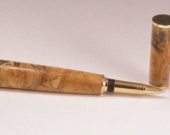 Spalted Tamarind Standing Desk Pen