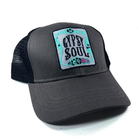 trucker hat soul snapback womens trucker hat
