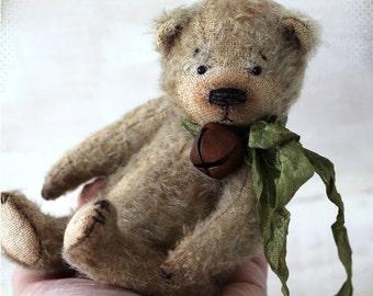Artist Teddy Bear Fozzy) 17 см OOAK