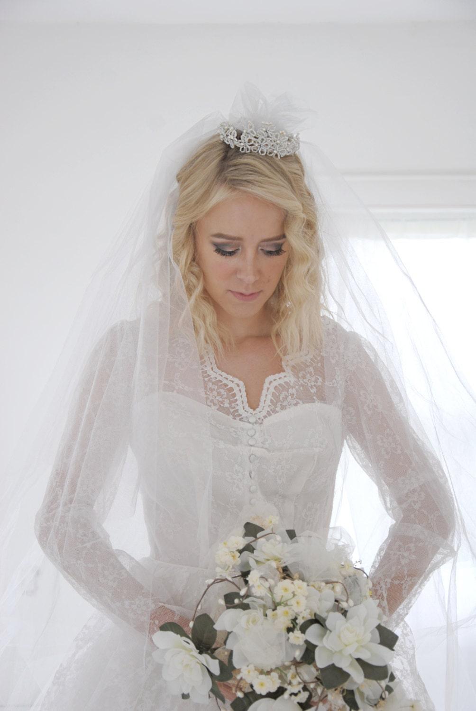 Emejing Wedding Veils With Tiara Gallery - Styles & Ideas 2018 ...