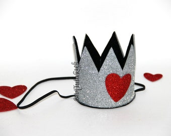 Tin Man Crown // Wizard of Oz inspired // Crown Headband // by Born TuTu Rock