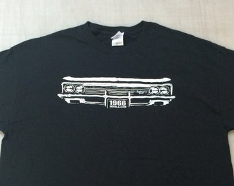Car Grille Art 1966 Chevy Impala, Belair, Biscayne, Caprice - Front Grill