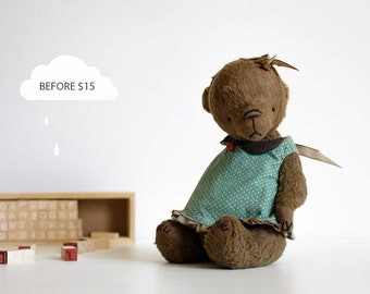 SALE 30% OFF / Sewing Patterns / Instant Download / Digital Download / PDF Patterns / Teddy Bear Making / 9 inches / For Women