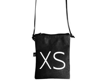 BAG XS Shoulder bag, ,tote bag,black or white Jacron