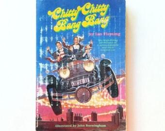 Chitty Chitty Bang Bang - Ian Fleming