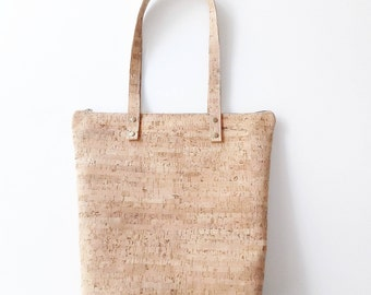 Cork Shopper Bag