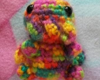 Rainbow Mini Cthulhu