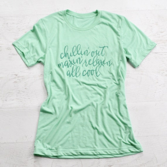 Chillin' Out Tee - Limited Edition