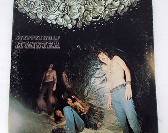 Steppenwolf Monster Vinyl LP Record Album DS-50066