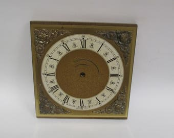 West German Clock Etsy