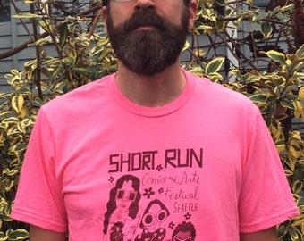 Short Run 2016 T-shirt designed by Vanessa Davis
