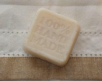 Handmade All Natural Hot Process Soap Coconut Oil Apricot Kernel Oil Castor Oil