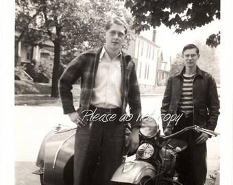 Motorcycle Boys