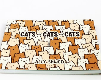Cats on Cats on Cats (a book about cats)
