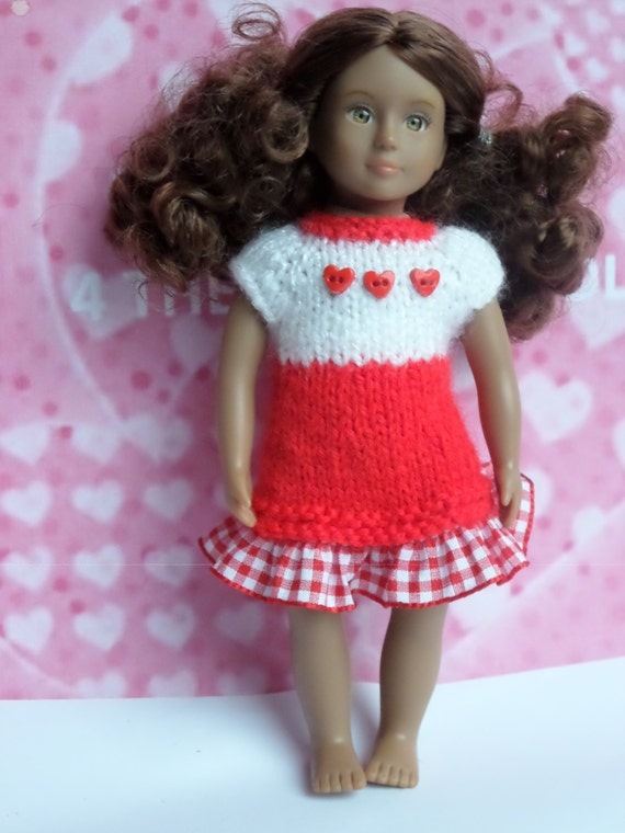 Knitting Patterns For Our Generation Dolls : Mini American Girl / Our Generation mini dolls hand knitted