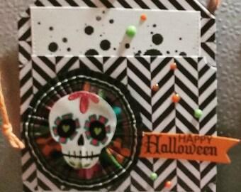 Halloween Tag... Large Tag