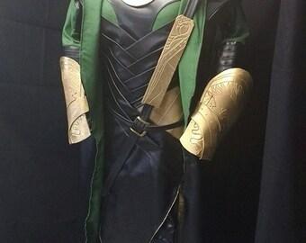 Loki costume ( woman)