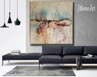 Sale Abstract Art, Large Artwork, Large Canvas Art, Original Artwork, Modern Artwork, Large Art, Large Wall Art, Wall Decor, Wall Art, Art